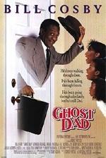 La locandina di Papà è un fantasma