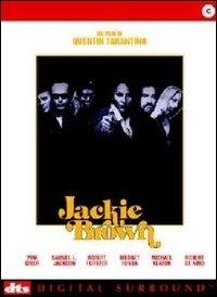 La copertina DVD di Jackie Brown - Collector's Edition