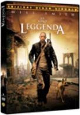 La copertina DVD di IO sono leggenda