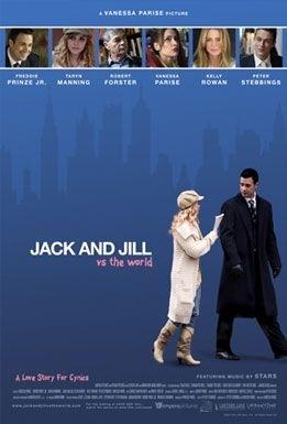 La locandina di Jack and Jill vs. the World