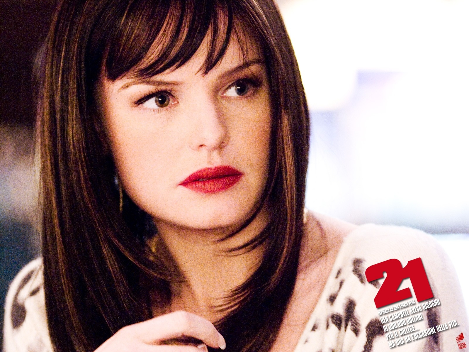 Wallpaper del film 21 - Kate Bosworth