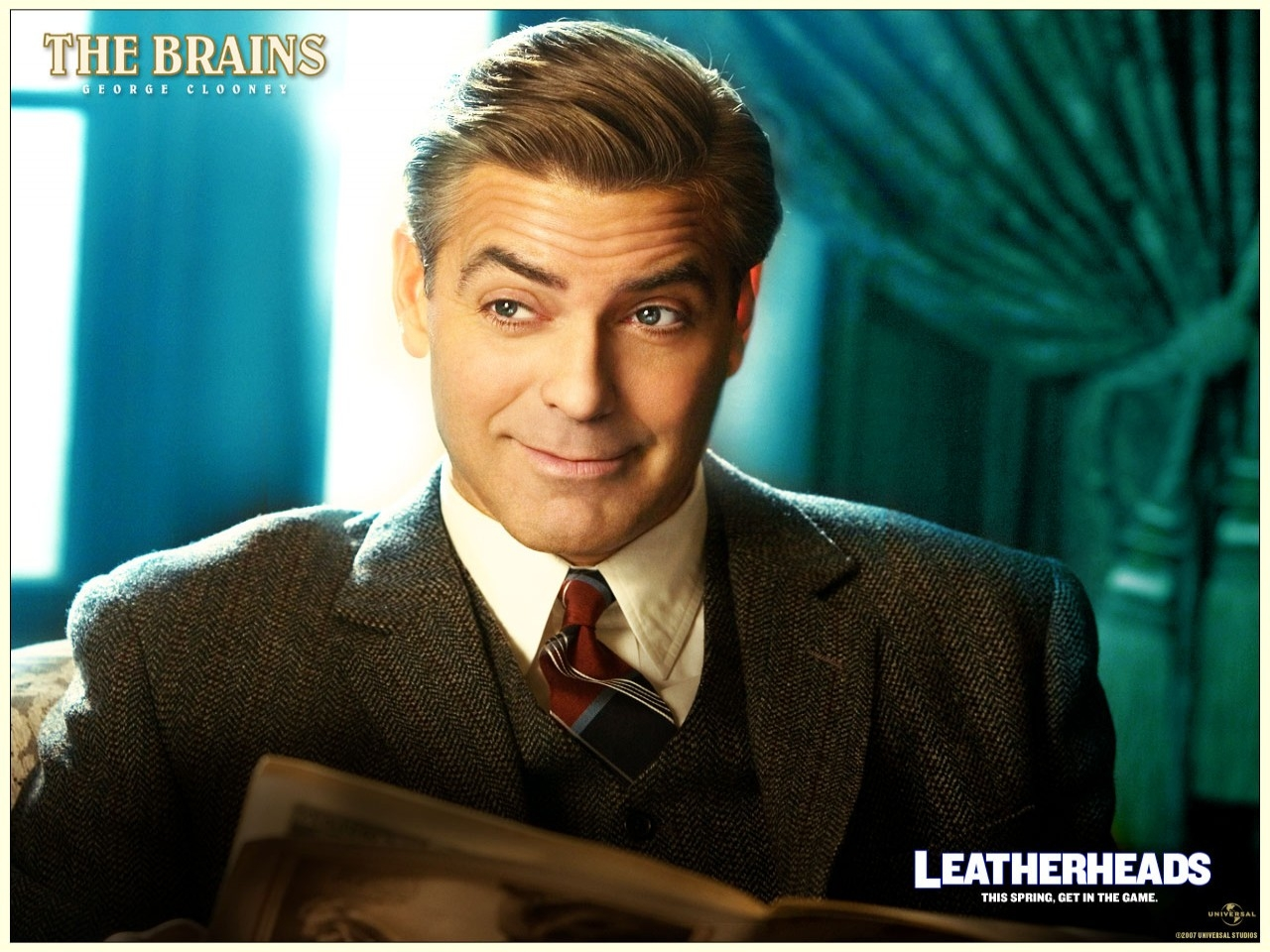 Wallpaper del film In amore, niente regole con George Clooney