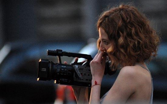 Alba Rohrwacher in una scena del film Riprendimi