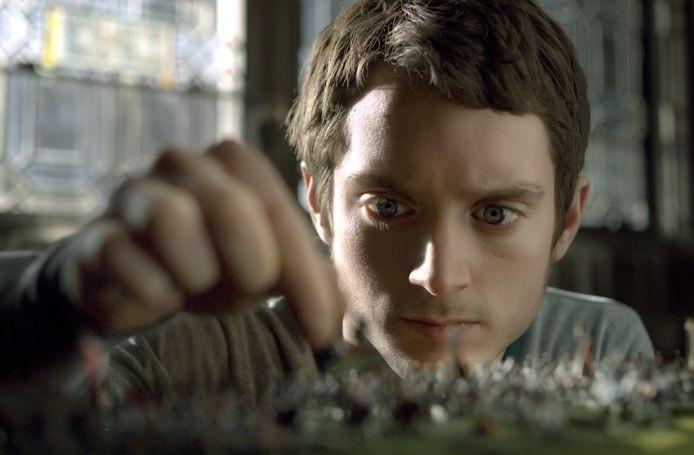 Elijah Wood in una sequenza del giallo Oxford Murders - Teorema di un delitto