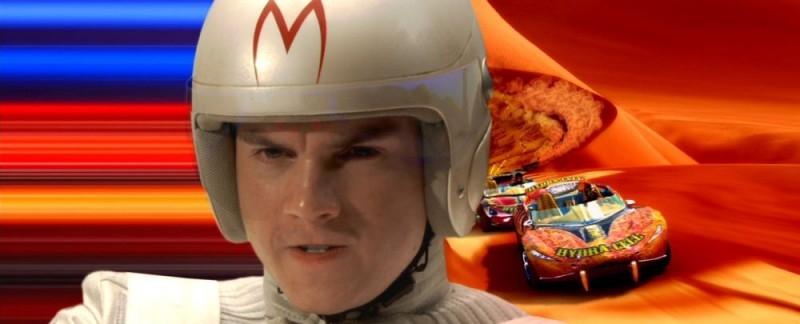 Emile Hirsch è il protagonista di Speed Racer