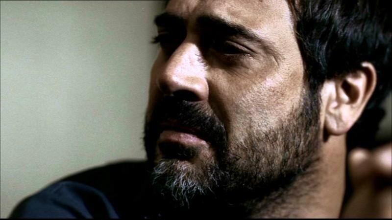 Jeffrey Dean Morgan in una scena di 'Ritorno a casa' di Supernatural