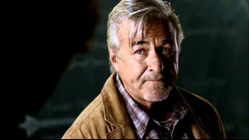 Jim Byrnes nei panni di un professore di antropologia che da una mano ai fratelli Winchester in 'Bugs' di Supernatural