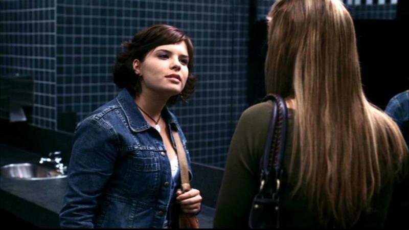 Kristie Marsden nel ruolo di Donna nel episodio 'Terrore allo specchio' di Supernatural