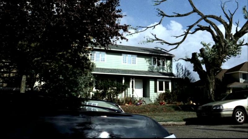 La casa dei Winchester nell'episodio 'Home' della serie Supernatural