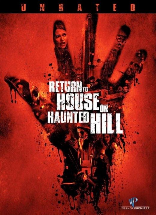 La locandina di Return to House on Haunted Hill