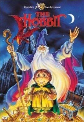 La locandina di The Hobbit