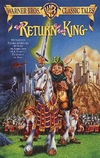 La locandina di The Return of the King