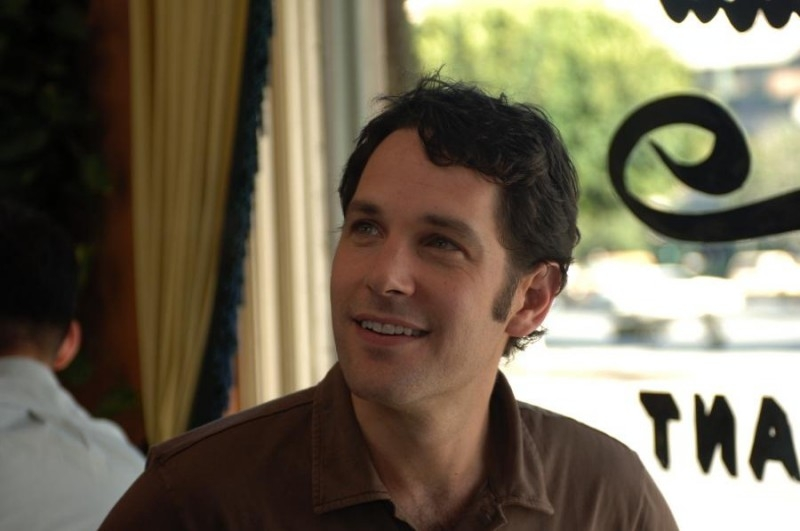 Paul Rudd in una scena del film La sposa fantasma