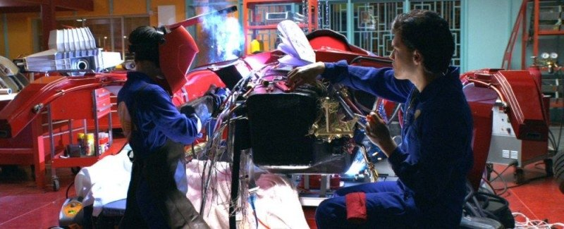 Immagine promozionale del film Speed Racer