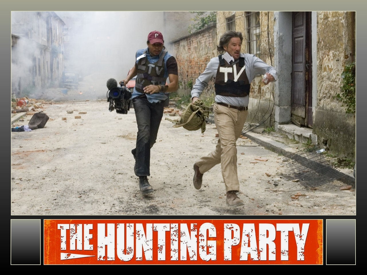 Wallpaper di The Hunting Party