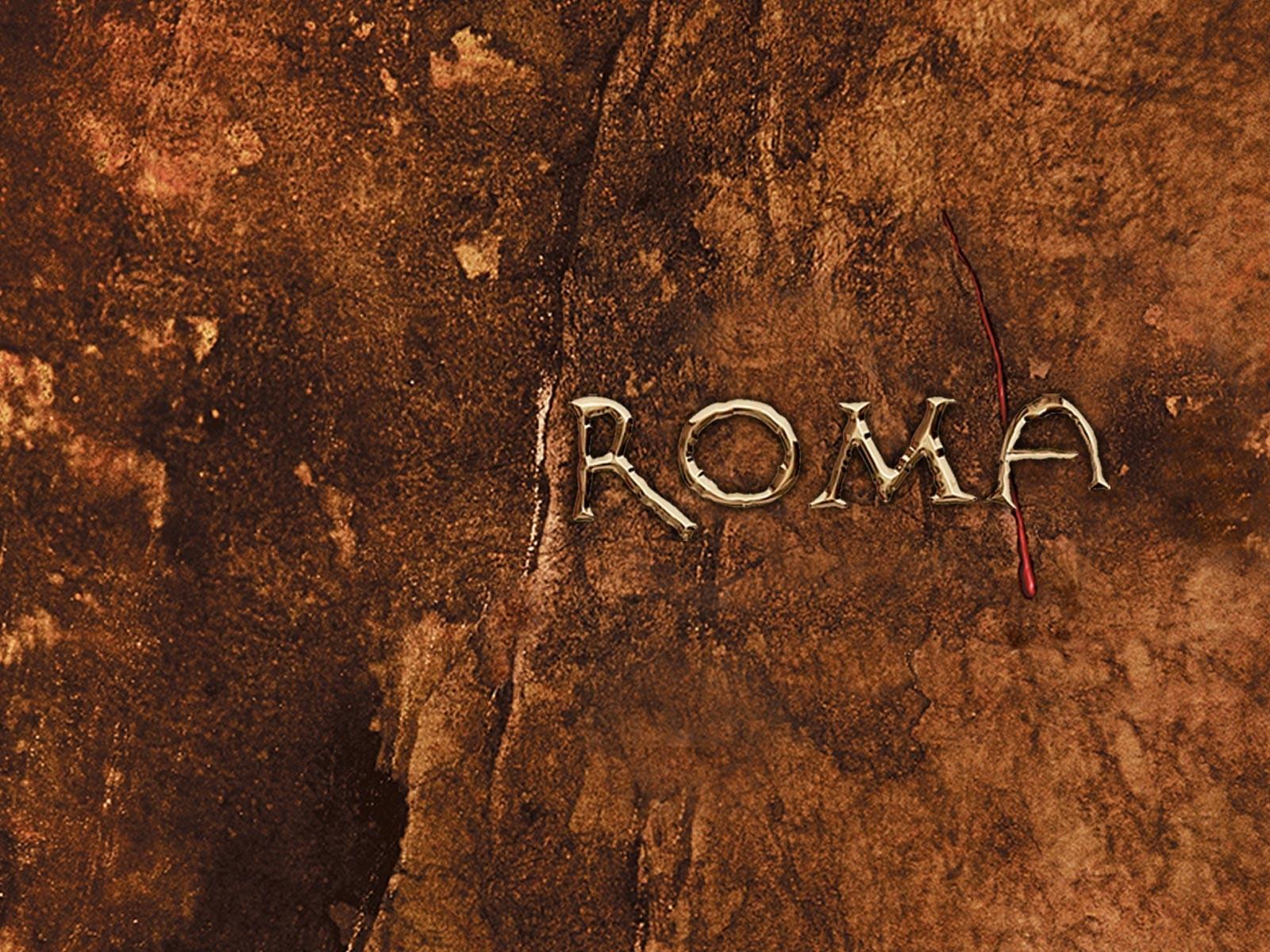 Wallpaper per la serie tv Roma