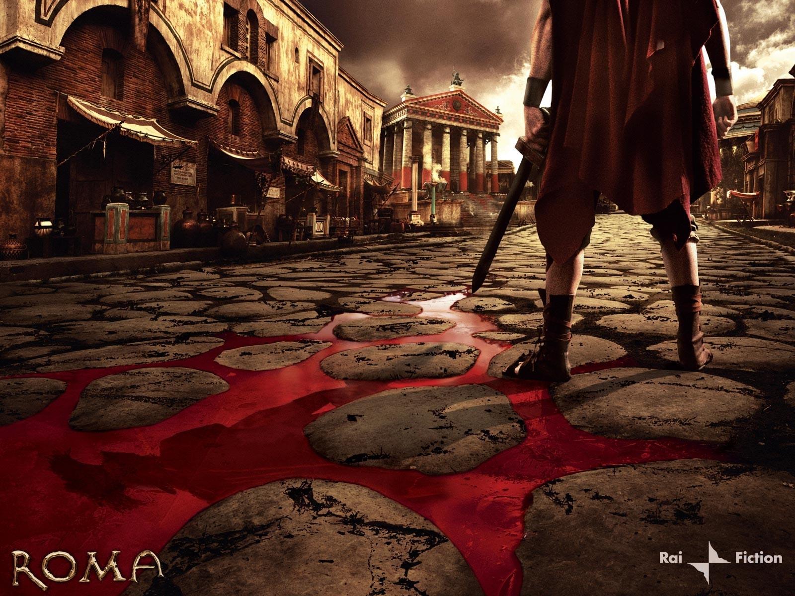 Wallpaper della serie Roma