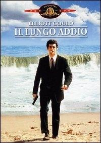 La copertina DVD di Il Lungo Addio
