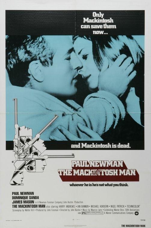La locandina di Agente speciale Mackintosh
