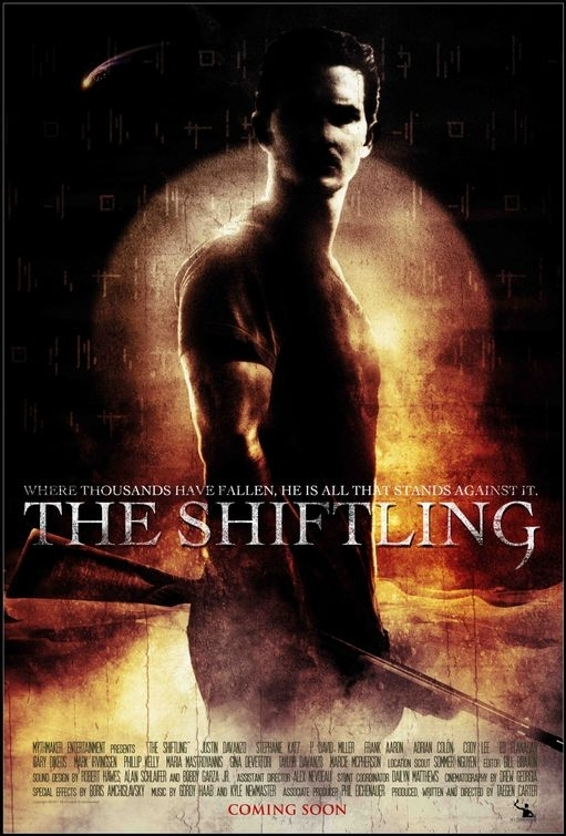 La locandina di The Shiftling