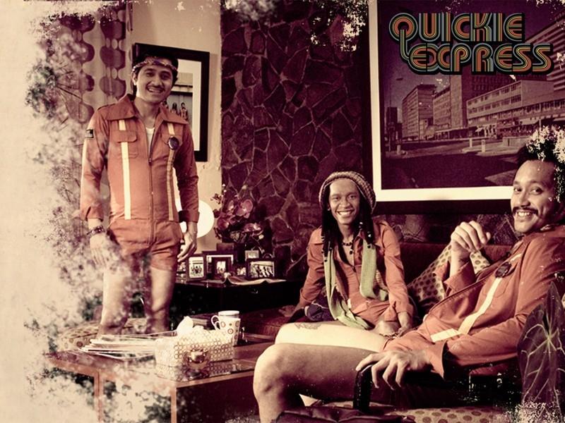 Wallpaper del film Quickie Express