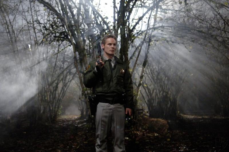 Brant Stait nell'episodio 'Lo spaventapasseri' di Supernatural
