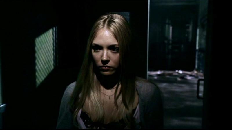 Brooke Nevin nei panni di Kat, nell'episodio 'La Rivolta' della serie Supernatural