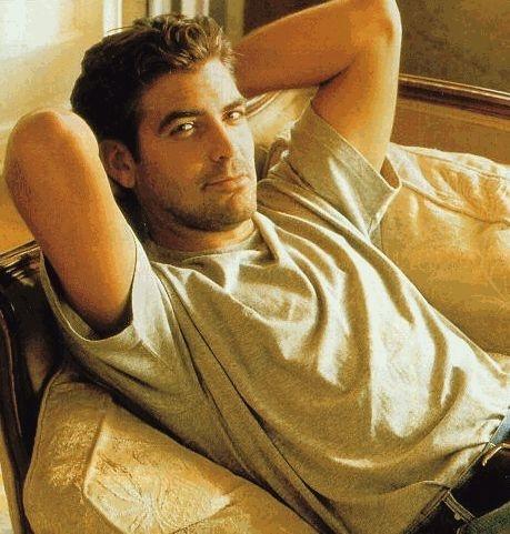 George Clooney agli inizi della carriera