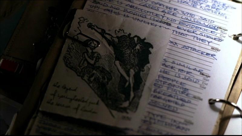 Il diario di John Winchester stavolta non aiuterà Sam e Dean perchè stavolta i mostri sono umani...