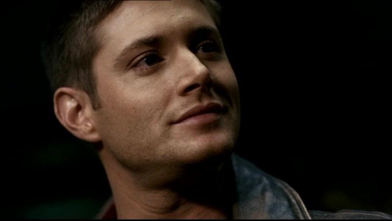 Il personaggio di Dean Winchester interpretato da Jensen Ackles nella serie Supernatural, episodio 'Incubi'