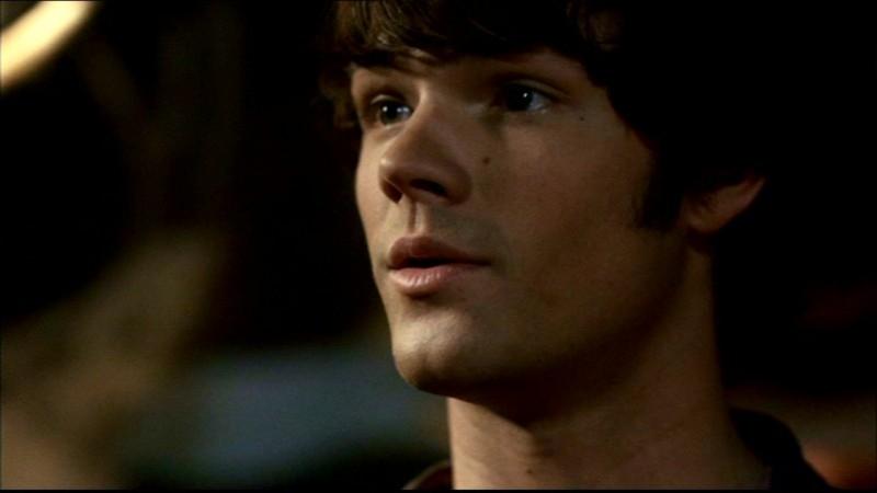 Jared Padalecki in un episodio di Supernatural dal titolo 'Incubi'
