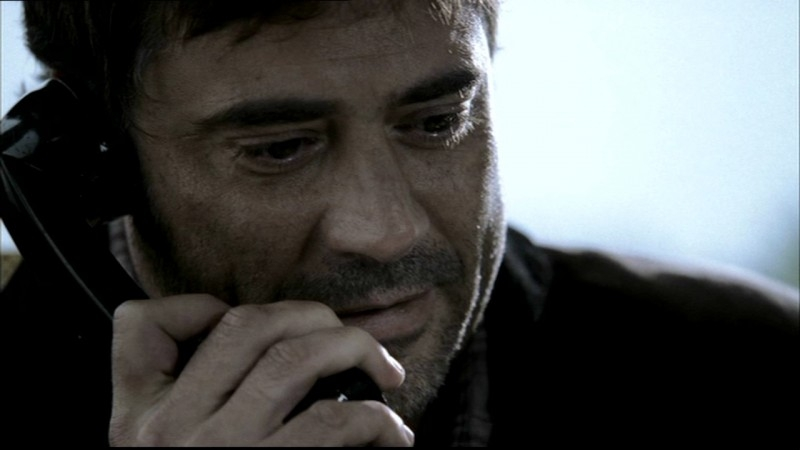 Jeffrey Dean Morgan nell'episodio 'Lo spaventapasseri' di Supernatural