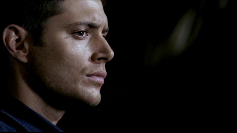 Jensen Ackles nell'episodio 'Incubi' di Supernatural
