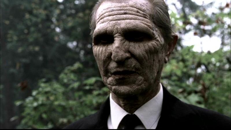 La Morte tenunta al 'guinzaglio' nell'episodio 'Il guaritore' nella serie Supernatural