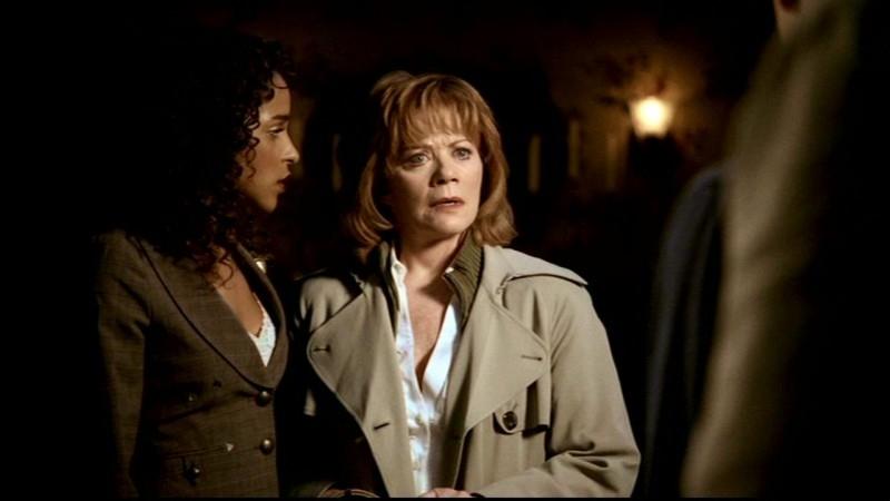 Megalyn Echikunwoke Kathleen Noone nell'episodio 'Route 666' di  Supernatural