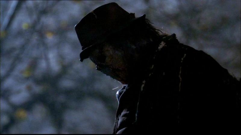 Mike Carpenter nel ruolo dello spaventapasseri assassino nell'episodio 'Scarecrow' nella serie Supernatural