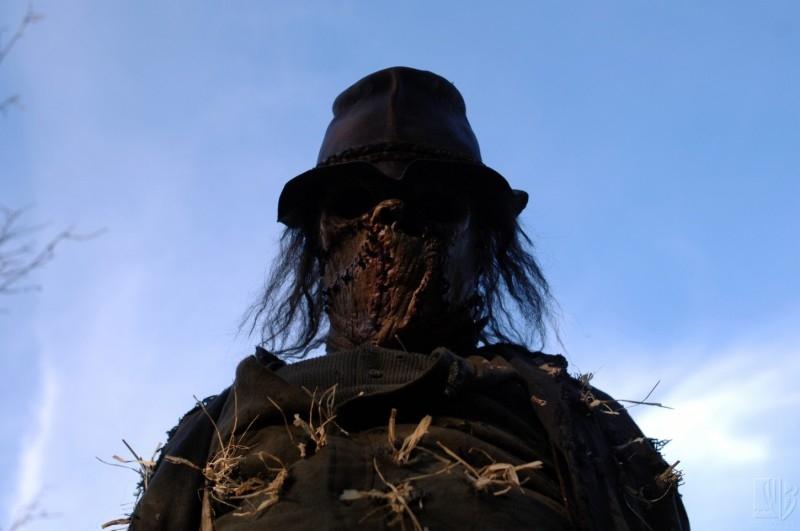 Mike Carpenter interpreta lo spaventapasseri assassino nell'episodio 'Scarecrow' del serial Supernatural