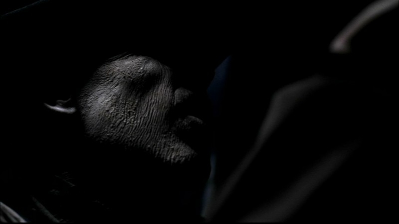 Nicholas Harrison nel ruolo di Mordechai Murdoch, un'apparizione maligna creata dal un demone Tulpa nell'episodio 'Hell House' di Supernatural