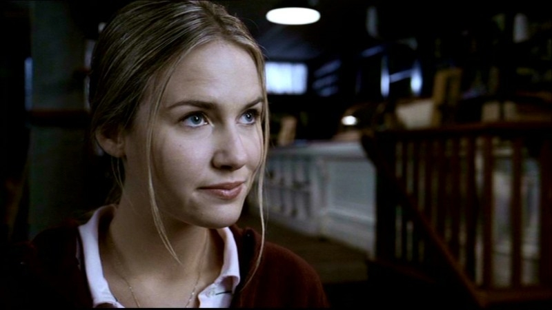 Tania Saulnier nell'episodio 'Lo spaventapasseri' di Supernatural