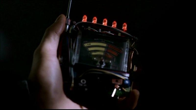 Uno dei ferri del mestiere dei fratelli Winchester della serie tv Supernatural, episodio 'Asylum'