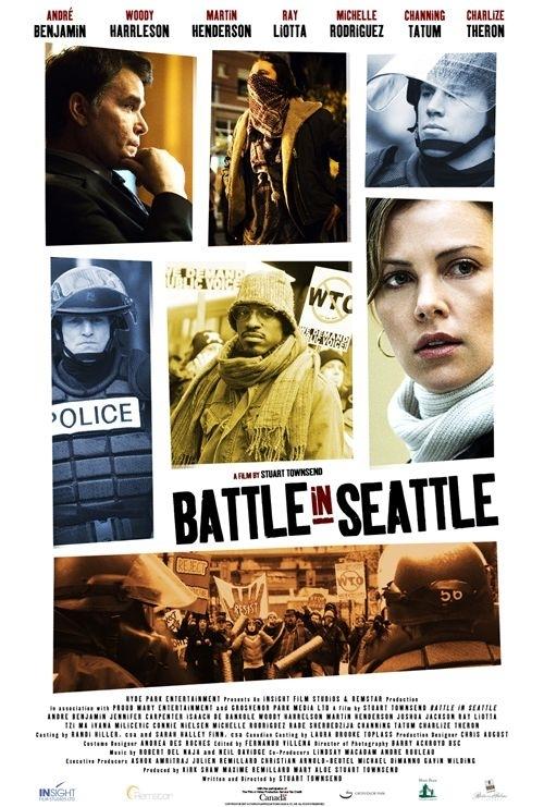 La locandina di Battle in Seattle