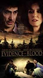 La locandina di Evidenti tracce di sangue