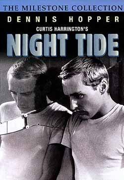 La locandina di Night Tide