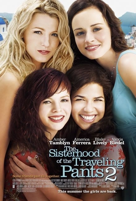 La locandina di The Sisterhood of the Traveling Pants 2