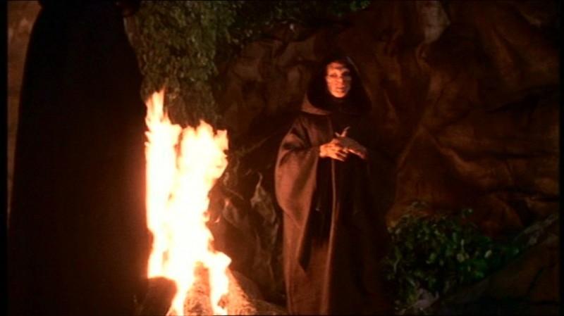 Una scena dell'episodio 'Fuga dall'oltretomba' della quarta stagione di Buffy - L'ammazzavampiri