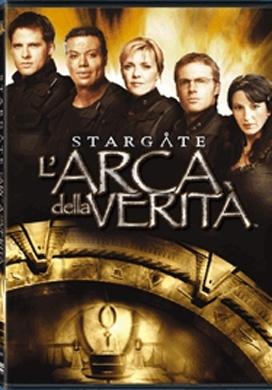 La copertina DVD di Stargate - L'arca della verità