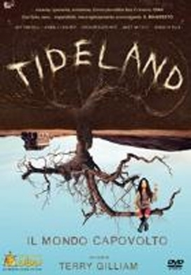La copertina DVD di Tideland