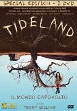 La copertina DVD di Tideland - Il mondo capovolto - Edizione speciale
