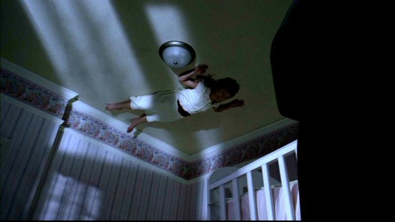 Erin Karpluk, nelle mani del Demone, nell'episodio 'Salvation' di Supernatural