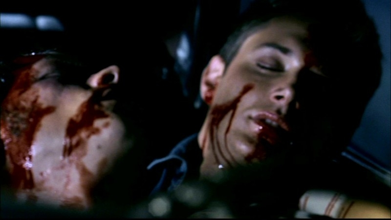 Jensen Ackles e Jared Padalecki nel finale dell'episodio 'La trappola del diavolo' di Supernatural
